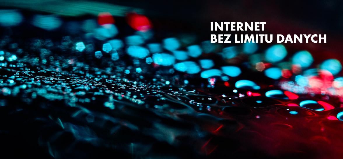 Internet LTE Bez Limitu Danych z Extra+