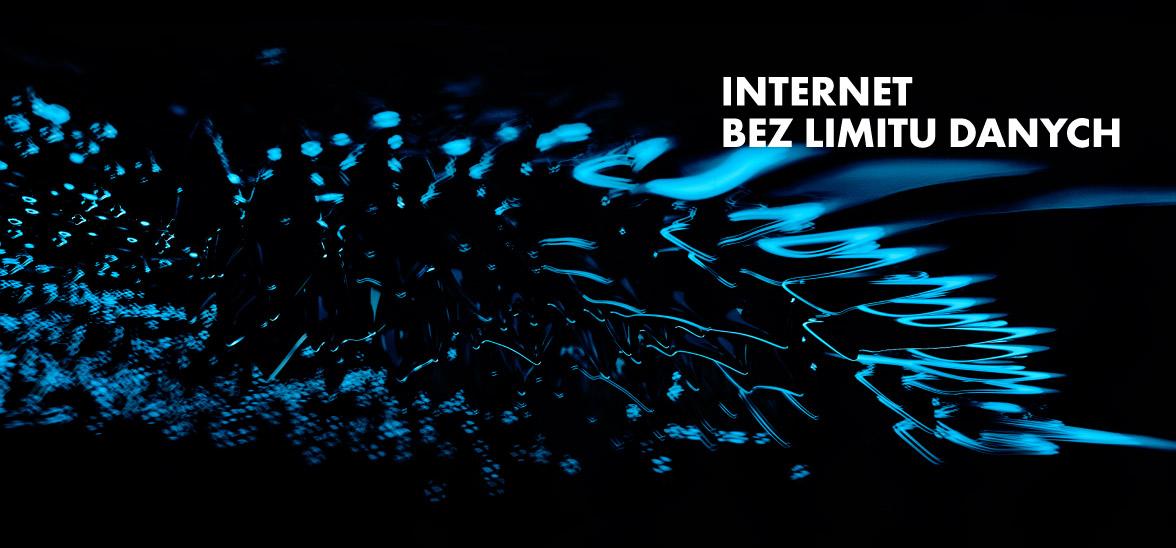 Internet LTE Bez Limitu Danych z Extra+ z Canal+