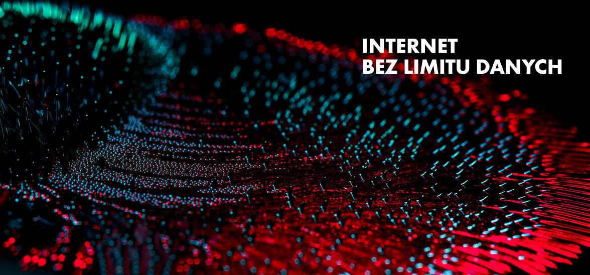 Internet LTE Bez Limitu Danych z Optimum+